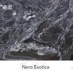Nero Exotica Full Slab