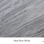 New River White Full Slab