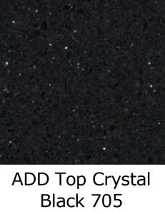 ADD Top Crystal Black 705
