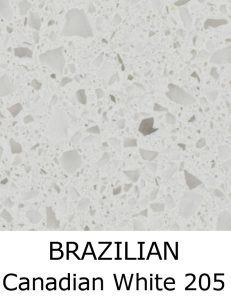 BRAZILIAN Canadian White 205