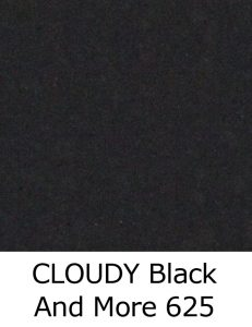 CLOUDY Black And More625