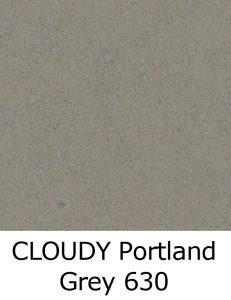 CLOUDY Portland Grey 630