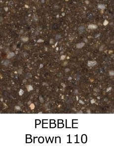 PEBBLE Brown 110