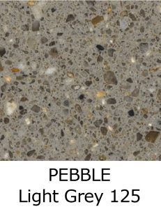 PEBBLE Light Grey 125