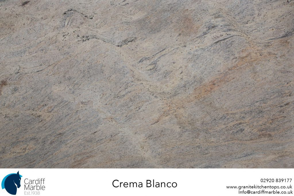 Crema-Blanco Full Slab