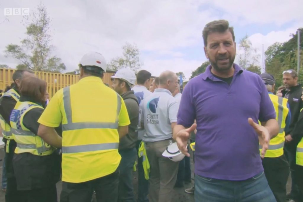 DIY SOS BBC Children In Need