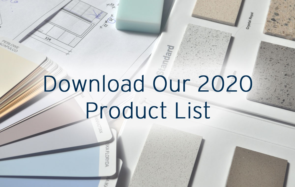 Colour Swatches Download Our 2020 Product List