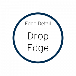 Edge Detail Drop Edge
