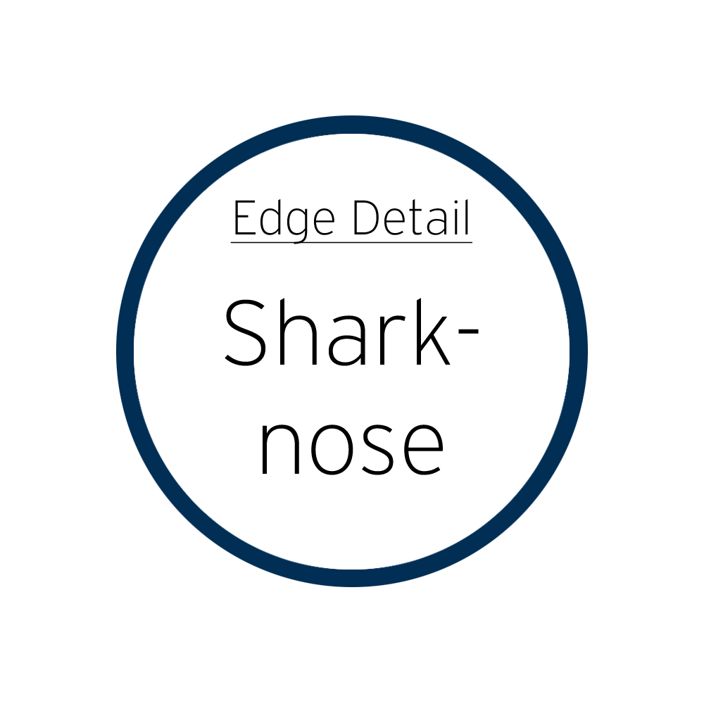 Edge Detail Sharknose