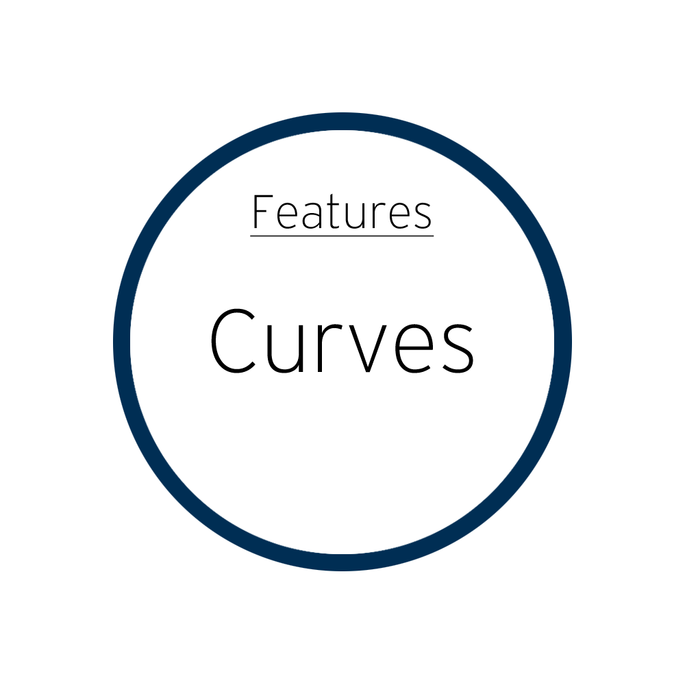 Features Curves