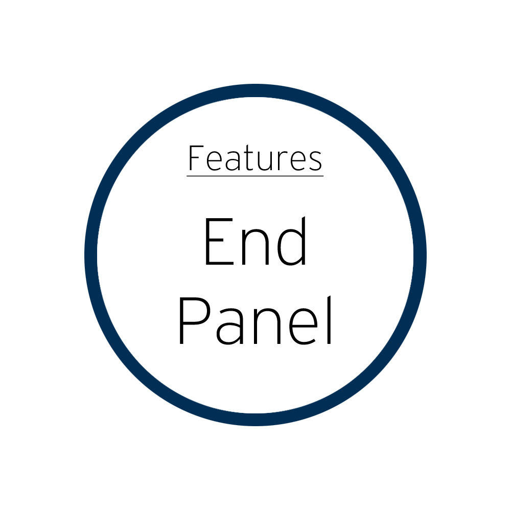 Features End Panel