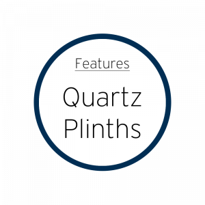 Features Quartz Plinths